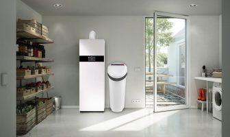 Jedno zařízení pro změkčování a filtrování vody v celém domě
