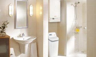 Kompaktní přístroj pro malé-rodinné domy s omezeným prostorem pro instalaci